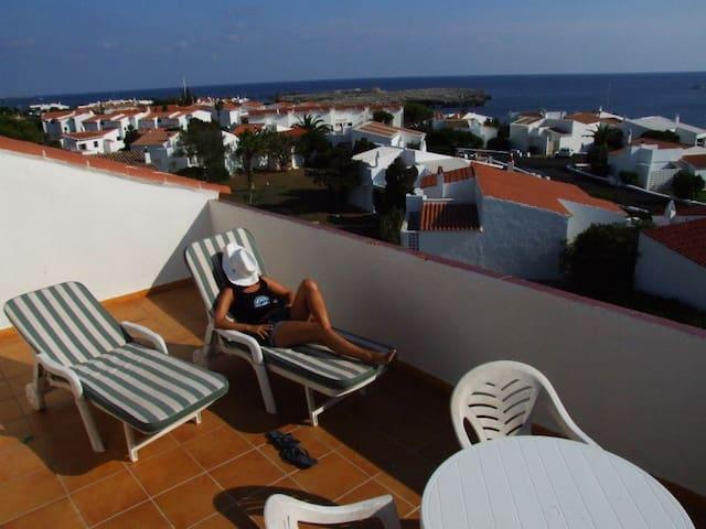 Apartamento de verano en Binibeca Vell, Menorca - Sant Lluís - Condo