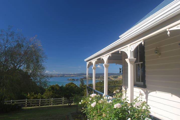 Kauri Villas - Magnolia Suite - Parua Bay - Aamiaismajoitus