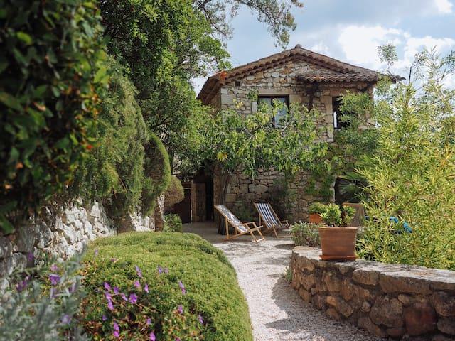 Bergerie rénovée - Rochegude, Gard - Apartemen