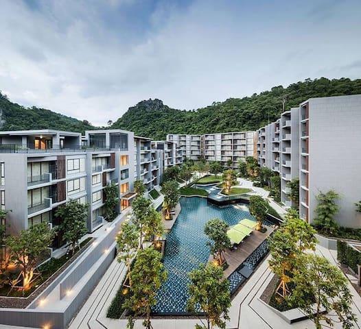 The Valley Khaoyai 2br Luxury Condo - Pakchong - Condo