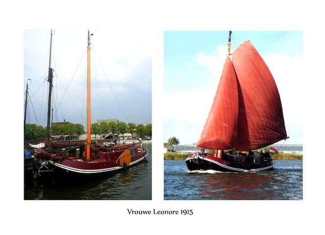charme fluvial en marina - Verneuil-sur-Seine - Båt