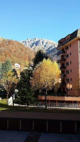 Alloggio ristrutturato Valsassina - Moggio - Daire