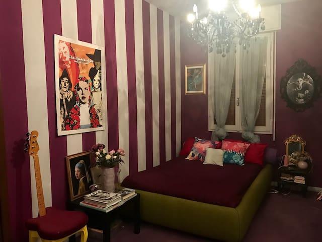 Colorata camera privata - Carpi - Dom