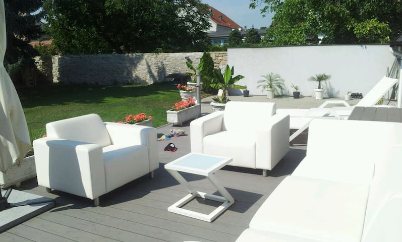 Top modernes 1-Familienhaus! - Fischamend-Markt - Casa