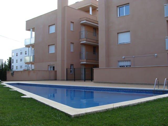 IDEAL PARA FAMILIAS A SOLO 15 M. DE PORT AVENTURA - Montroig - Apartamento
