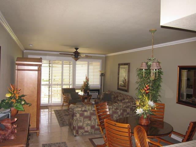 Wailea Villa, quiet and serene! - Wailea-Makena - Appartement