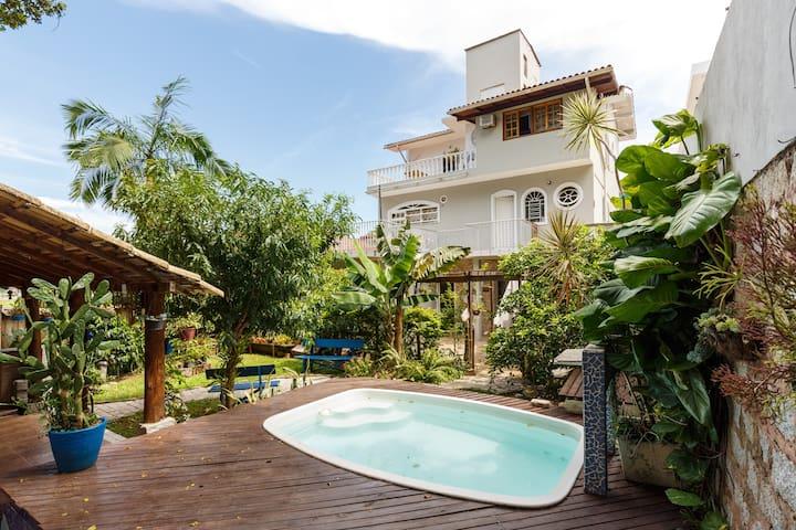 Bahia Sul house Apto - Florianópolis