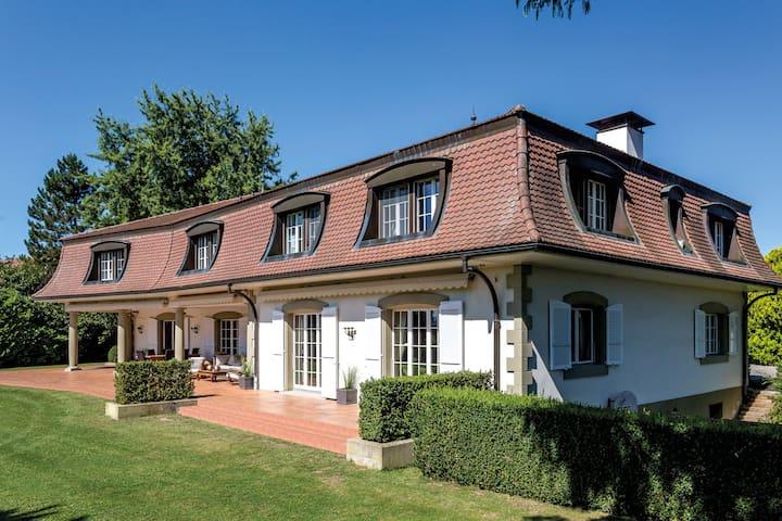 PRESTIGIOUS MANSION NEAR TO BERN AND MONTREUX - Neyruz - Villa