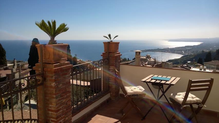 Relax in the heart of Taormina - Taormina
