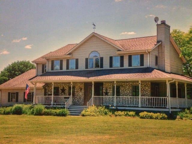 2017 US Open - Town of Erin - Colgate - Hus