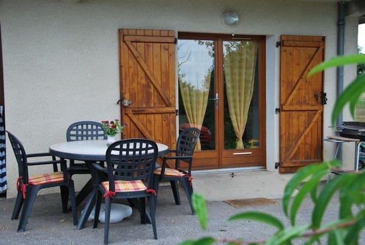 le gîte des cerisiers (2 clés vacances) - La Salvetat-Peyralès - Appartement