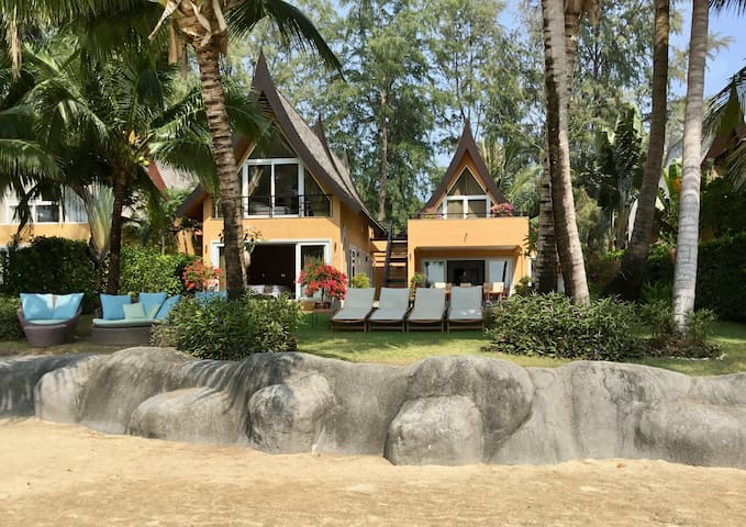 Dream villa, 5 bedrooms, pool and beachfront! - Ko Chang