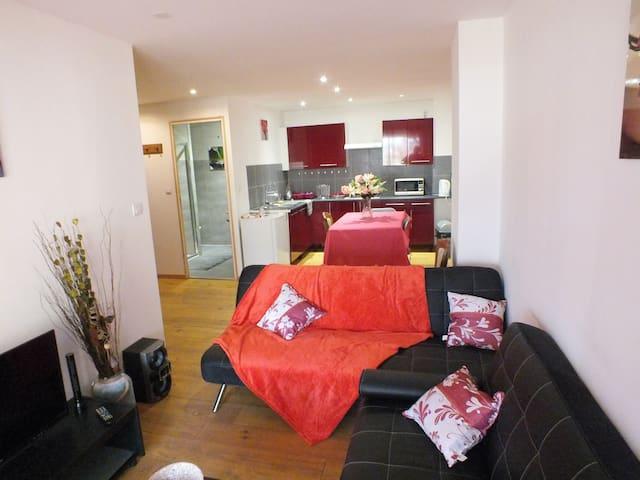 Appartement de Charmes - Charmes - Lägenhet