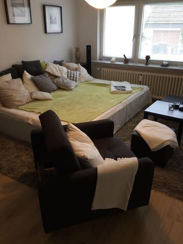 Modernes 1 Zimmer -Apartment - Malente - Apartamento