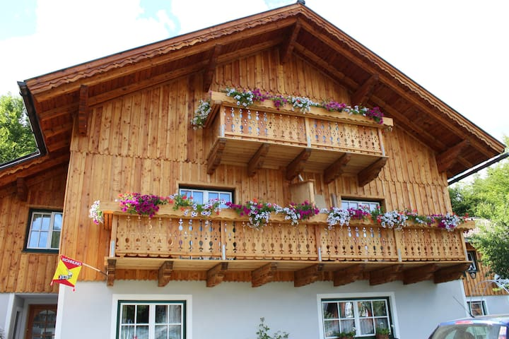 Apartment in Altaussee - Puchen - Lejlighed