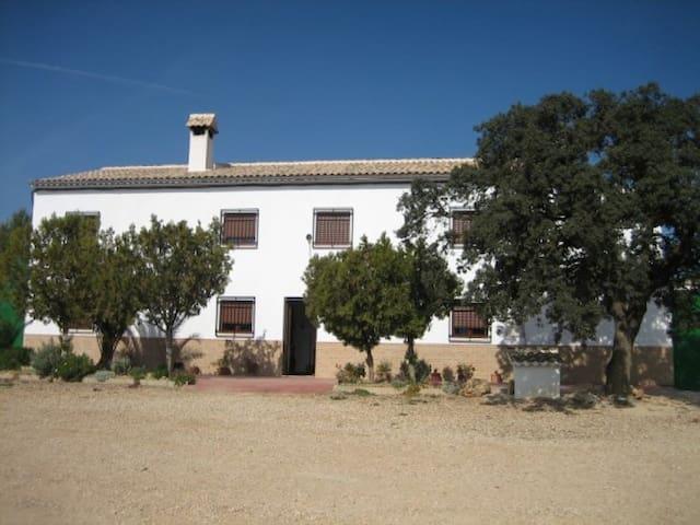 Cortijo Casa Nueva de los Durmiente - Loja - Maison