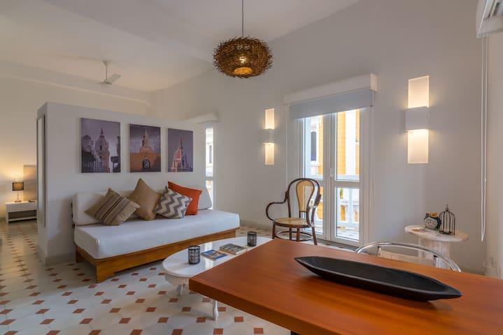 Luxury Studio- Old City #2 - Cartagena