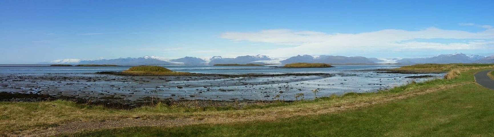 Family friendly by the golf course - Höfn í Hornafirði