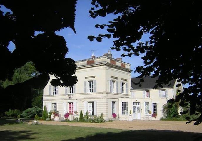 Group & Family House Loire Valley  - Neuillé - Şato
