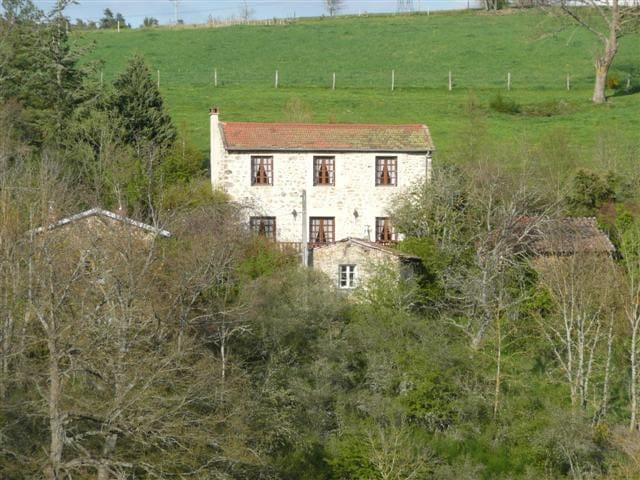 La Grange de l'Effraie - Beauzac - Doğa içinde pansiyon