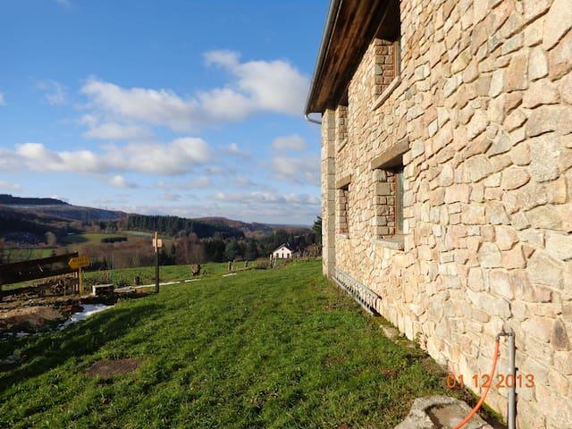 Longère Bourguignonne - Moux-en-Morvan - Σπίτι