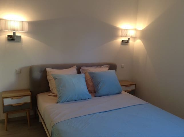 Lux-City 100m2Luxury 2 bedrooms+terrace South - Lüksemburg - Daire