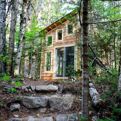 Rixen Creek Mini Cottage - Nelson - Houten huisje