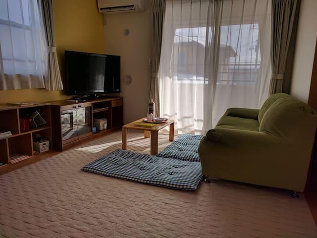 盛岡市、安比高原スキー場、八幡平、観光に最適 - Morioka-shi - Appartement