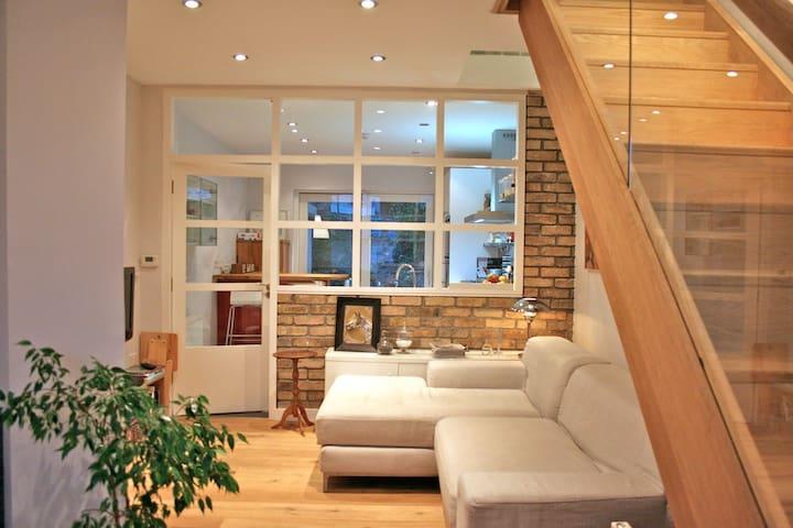 Dublin Centre, Townhouse, 2 bedrooms, 4 guests - Dublin - Rumah