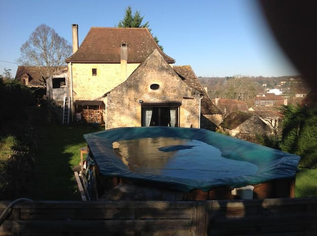 Chambre chez L'Habitant - Saint-Agne - Huis