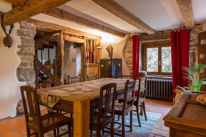 Lovely alsacian house - Riedisheim - Hus