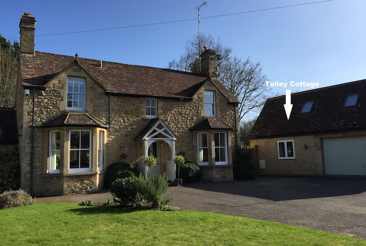 Tolley Cottage - Bladon