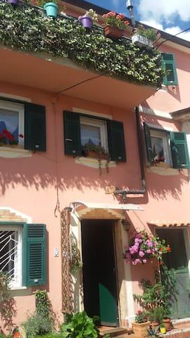 SCAT home relax, wellness between sea and mountain - Tendola - Casa