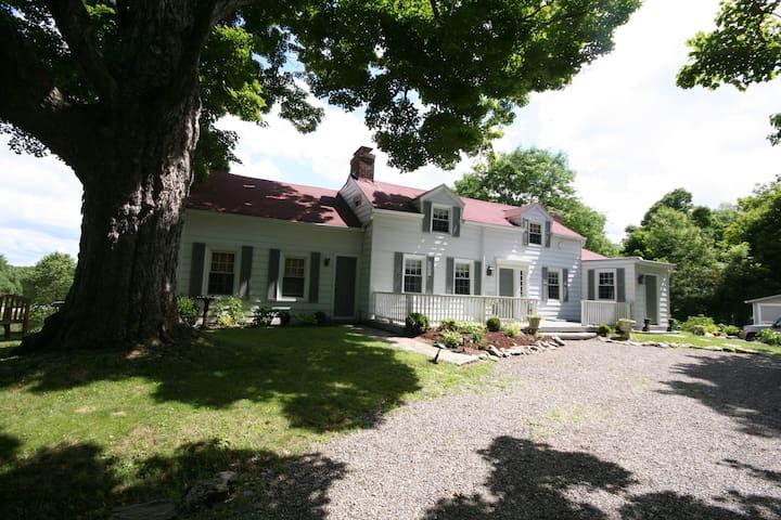Family Farmhouse near Millbrook Village, NY - Clinton Corners - House