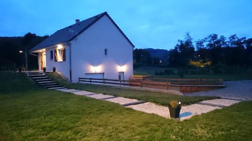 Gite de l 'Epaux Du Cerf - Moux-en-Morvan - Σπίτι