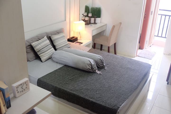 Cozy Room For Two in Depok City - Depok - Appartement