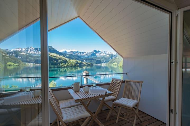 Cozy and unique apartment in Central Switzerland ! - Bürglen - Appartamento