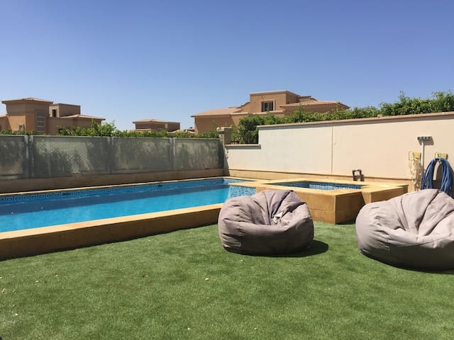 A Charming house in Zayed, Giza - Giza Governorate - Huis