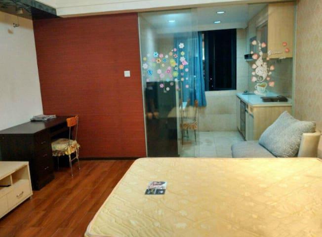 北环独立单间阳光大床 - Zhengzhou - อพาร์ทเมนท์