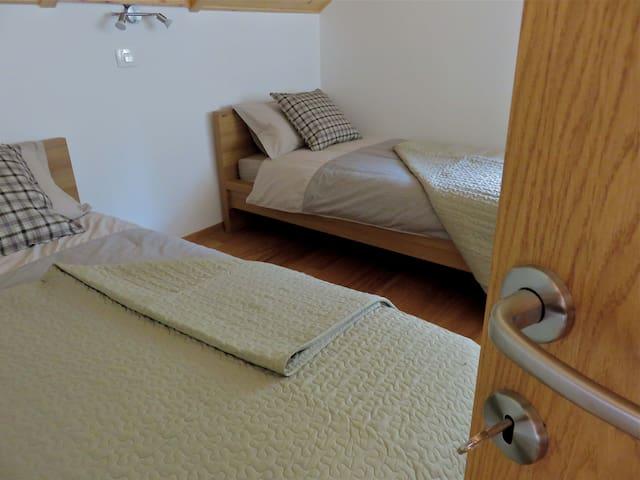 Ursae Vallis- rooms in forest house_ _ - Pivka
