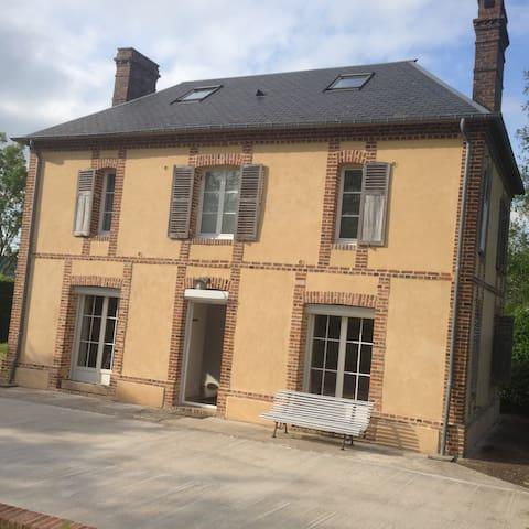 Maison au cœur du pays d'Auge - Blangy-le-Château - Hus