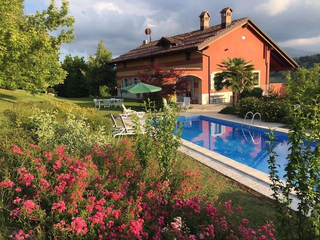 Bed and Breakfast Ligarilli - Mondovì - Huvila