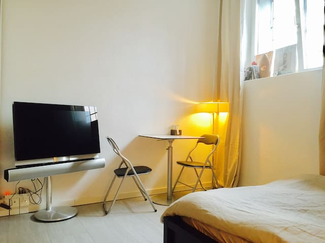 Business Travelers Studio Baarerstrasse Zug (Wifi) - Zug - Apartmen
