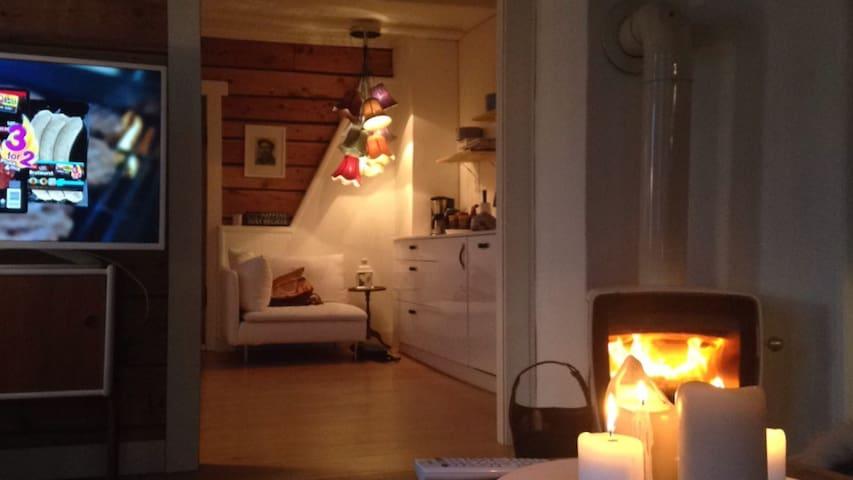 Cozy & authentic! 2 pers Homestay - Sjøholt - Ev