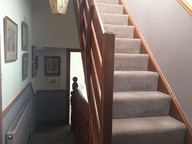 Large Double Ensuite Room - Midsomer Norton - Ev