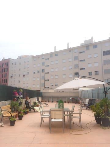 Habitación doble con baño privado. - Palma de Mallorca - Apartment