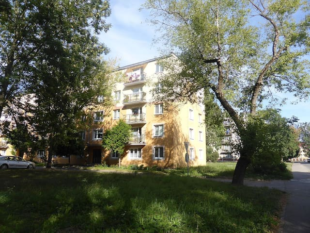 Cosy retro apartment: Authentic Slovakia basecamp - Brezno - Appartement