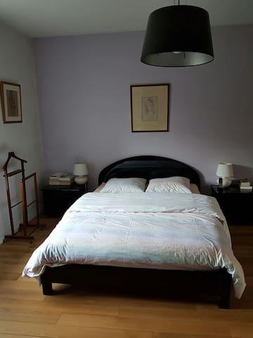 Chambre à louer - Frémainville - Ev