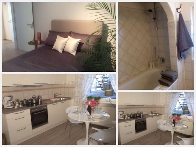 City-Apartment-Bretten - Bretten - Appartement en résidence