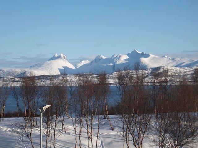 Stor leilighet i Bodøsjøen - Bodo - Apartemen